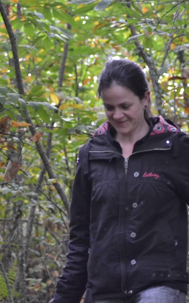 Marie-Anne Barny, herboriste, ethnobotaniste