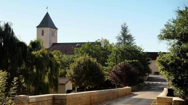 Sainte Eulalie d'Ans