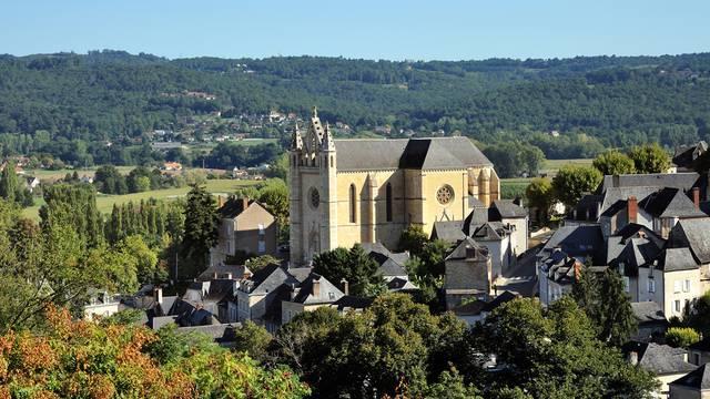 Terrasson-Lavilledieu - Histoire