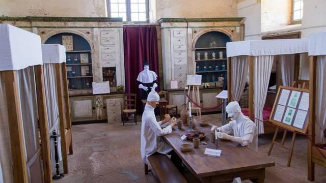 Le Musée de l'histoire de la Médecine