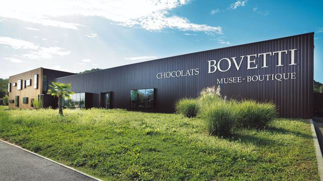 Musée du Chocolat Bovetti