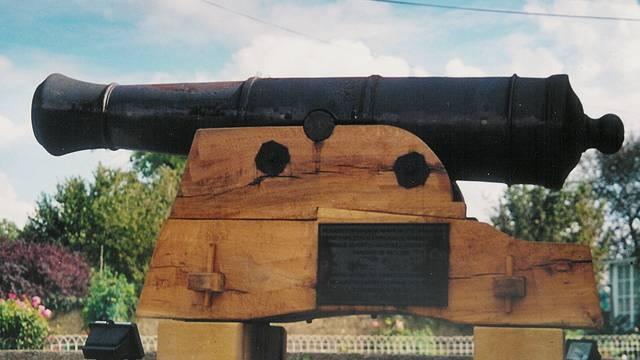 Route des canons