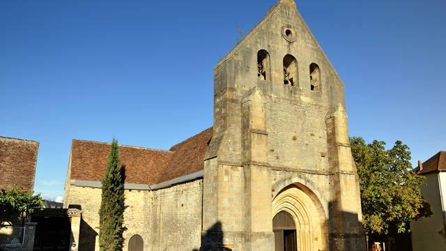 Eglise en Périgord Noir