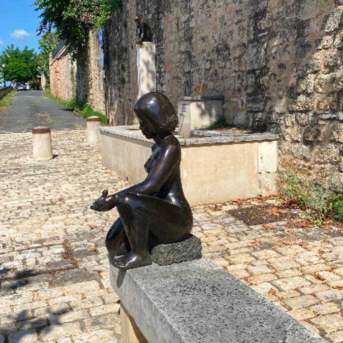 Sculpture - Yvonne Clergerie